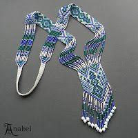 Gerdau schemat - Weaving / Tapestry tkackie - krosno