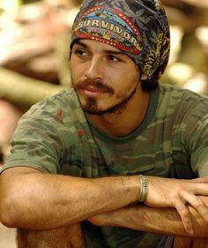 Ozzy Lusth - the true Survivor and always my favourite <3
