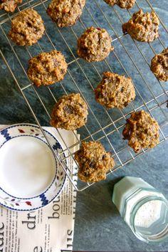 Nutty Cowboy Cookies -- primal
