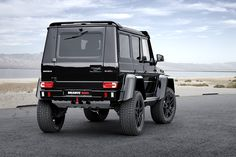 TAG Motorsports - Blog - Brabus G550 4x4² is Coming Soon!