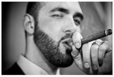 Beard; Cigar; Class; VIP