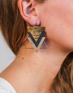 Stylish #earring
