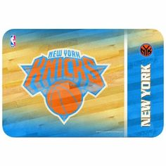 Nba New York Knicks 20-By-30-Inch Floor Mat by WinCraft. $22.99. Everyone will know your favorite team before they even walk inside when you have this NBA team floor mat from Wincraft™ sitting outside the door. This 20-in x 30-in floor mat is constructed of durable polyester non-woven material and has a skid-resistant urethane backing, good for indoor or outdoor use. The floor mat is brightly decorated in the team colors and proudly displays heat transfer team graphics.