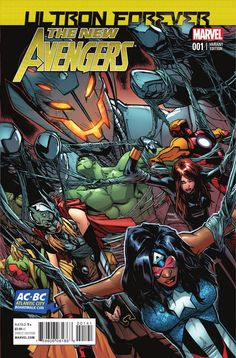 The New Avengers: Ultron Forever #1
