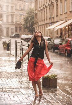 ˚Feel the Rain