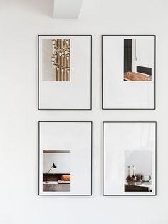 Frames from Cereal Cph guidebook - Muuto showroom Cereal Copenhagen guidebook…