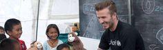 PEDRO HITOMI OSERA: De Shakira a Beckham: veja 5 famosos engajados soc...