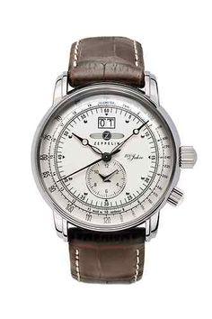 Zeppelin Uhr Fliegeruhr Serie 100 Jahre Zeppelin 7640-1 Neu & OVP Herrenuhr   eBay