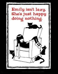 Emily Strange Scraps