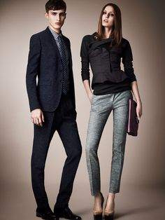 Burberry Prorsum Resort 2013 - Review - Fashion Week - Runway, Fashion Shows and Collections - Vogue - Vogue