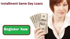 For applying in the installment same day loans, you will simply need to have web access at your home or in office. You can experience the entire online loans application strategy essentially inside a hour and appreciate this affirmation that if the credit is once endorsed, then it will be dispatched to you inside 2 4 hours. These loans have a prompt money related help for it borrowers and the payday holders will get trade without trouble finished out the qualification test.