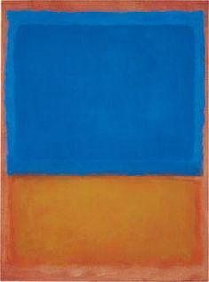 "@BloombergNews: Mark Rothko's ""Untitled (Red, Blue, Orange)"" fetched $56.2 million last night:"
