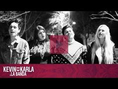 All Of Me (Spanish Version) - Kevin Karla  La Banda ft. Vesta  Dani Ride (Lyric Video)