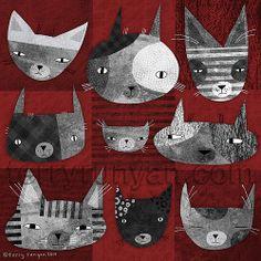 GRUNGE CATS