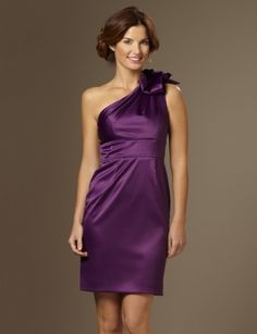 the perfect purple dress.