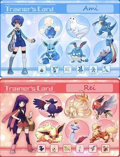 Sailor Mars, Sailor Moon Fan Art, Sailor Pluto, Pokemon Team, Cute Pokemon, Sailor Saturno, Anime Fanfiction, Pokemon Crossover, Sailor Moon Aesthetic