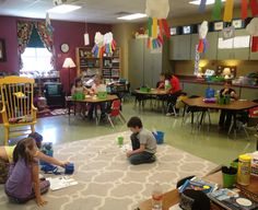 Great ideas for running math centers!