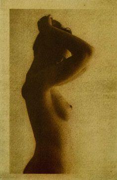 Goma bicromatada: desnudo