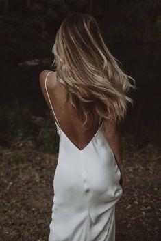 Summer Gown | Silk Wedding Dress | Grace Loves Lace Summer Gowns, Summer Wedding Outfits, Wedding Summer, Fairy Wedding Dress, Wedding Gowns, Wedding Ceremony, Italy Wedding, Chic Wedding, Dream Wedding