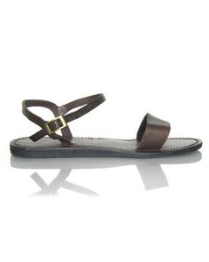 f1cfda241 Ethical Fair Trade Cary plain flat sandal by Fair + True (from fashion  conscience) - Transparent  made in a fair trade arrangement in Kenya