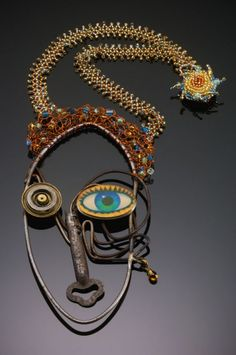 Alice Sprintzen - Found Object Jewelry
