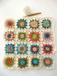 granny squares! .