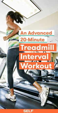 A 20-Minute Treadmill Workout That Will Challenge Even The Most Hardcore Runners