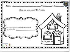"Proyecto de Educación Infantil ""La casa"" Playing Cards, Games, Cultural, World, Math Games, Teaching Resources, Halloween Games, Halloween Activities, Gaming"