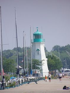 'Port Dalhousie was originally the northern terminus of the Welland Canal to before it was moved to Port Weller. However, it remained an important tourist destination and the Beautiful World, Beautiful Places, The Light Between Oceans, St Catharines, Lighthouse Keeper, Front Range, Water Tower, Light House, Bike Trails