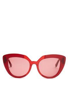 Prisma cat-eye sunglasses | Marni | MATCHESFASHION.COM UK