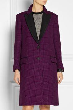 Rag & bone|Wooster tweed wool-blend coat