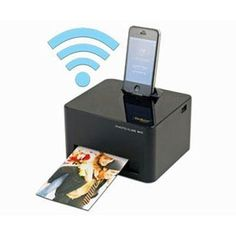 VuPoint Solutions IPWF-P30-VP Photo Cube Compact Wi-Fi Photo Printer by VuPoint Solutions,
