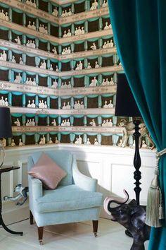 Fornasetti interior design <3