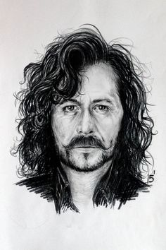 Sirius Black (Gary Oldman) by MatyldaSzytula on DeviantArt