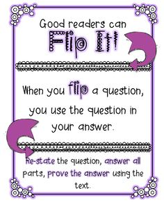 Ask and Answer Questions!  {Resources and a Freebie Rewind!}