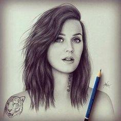Katy Perry!! By @_artistiq