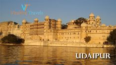 """#Udaipur   also known as the """"City of Lakes,"""" the """"Venice of the East,"""" or the """"Kashmir of Rajasthan,"""" is a major city in the Indian state of Rajasthan. It is the historic capital of the kingdom of Mewar in the former Rajputana Agency.  Visit this historical  place in this year with your Family and Friends by VisakahaTravels.com."""