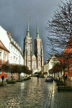 Wroclaw, Catedral
