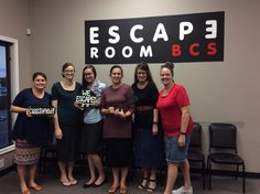 This group of ladies escaped Classified in 53 minutes!