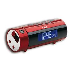 Radio réveil projecteur 180°