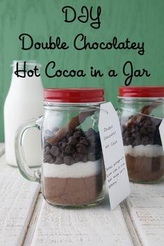 Double Chocolatey Hot Cocoa 1