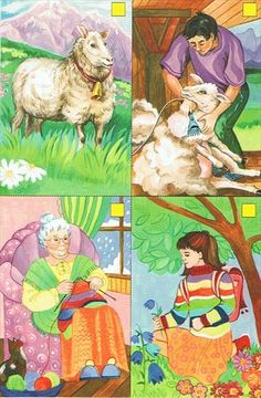 Użyj STRZAŁEK na KLAWIATURZE do przełączania zdjeć Sequencing Pictures, Story Sequencing, Sequencing Activities, Toddler Learning Activities, Speech Language Therapy, Speech And Language, Cow Craft, Picture Composition, Picture Story