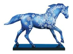WANT - Trail of Painted Ponies Snowflake Pony