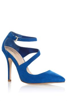 Next Shoes for Women - Next Asymmetric Strap Pointed Shoes - EziBuy New Zealand
