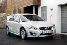 2012 Volvo C30 Electric Vehicle EV