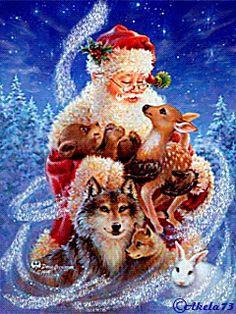 Коллекция красивейших новогодних открыток с кодами. Обсуждение на LiveInternet - Российский Сервис Онлайн-Дневников