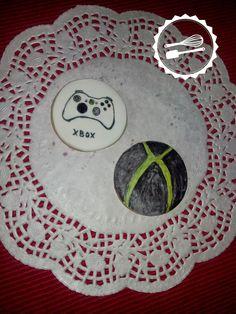 Baunilha Cor-de-Rosa: #cookies #xbox