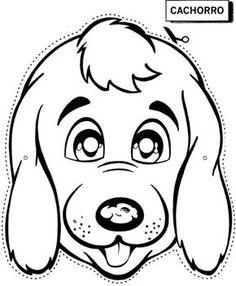 Mascaras De Animais Para Imprimir E Recortar Pesquisa Google