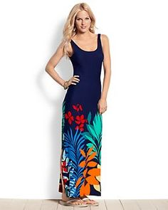 AVAILABLE AT FRIKI TIKI! So adorable!! Women's Sundresses   Sundresses   Tommy Bahama Dress Shop