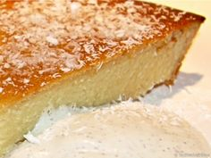Gluten Free Lemon Blender Pie - Udi's Gluten Free Foods featured this recipe. Quick easy gluten free crustless lemon pie that tastes AMAZING. Just blend and bake!